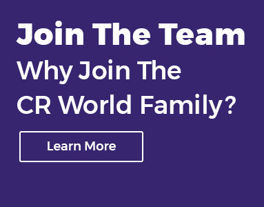 Why Join The CR World Family?